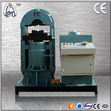 Competitive blue color hydraulic press for steel cable