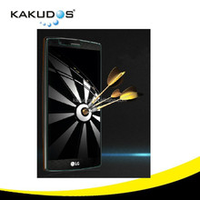 9H Mobile accessories screen protector guard for LG G4 tempered glass