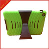 wholesale for Apple iPad mini 1 2 case ,protector pc silicone cover for ipad mini with horizontal stand