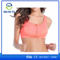 Hot Selling Sports Seamless Fast Dry Sexy Women Bra