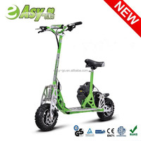 2015 easy-go/Uberscoot/EVO world-first 2 speed 50cc gas cooler scooter for sale with CE/Rosh Certificate