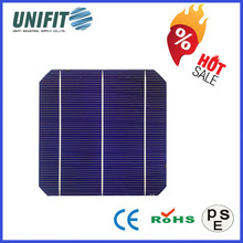 High Quality 6 Inch Triple Solar Cells 6x6 With Solar Cells 6*6