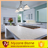 Professional luxury kitchen carrara white marble table top