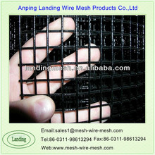 hot dipped or electric galvanized or pvc coated playground fence netting(Manufacturer) from hebei factory