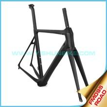 FM095 Chinese carbon road bike frame bike road racing frames YISHUNBIKE