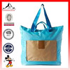 Fashion tote bag funny folding shopping bag polyester shopping bag(ES-H253)
