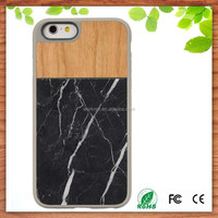 bulk cell phone case for iphone 6 wood marble phone case top selling on ebay