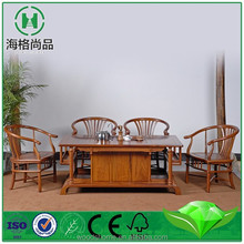 Professional design design of wooden center table , wooden coffee table ideas