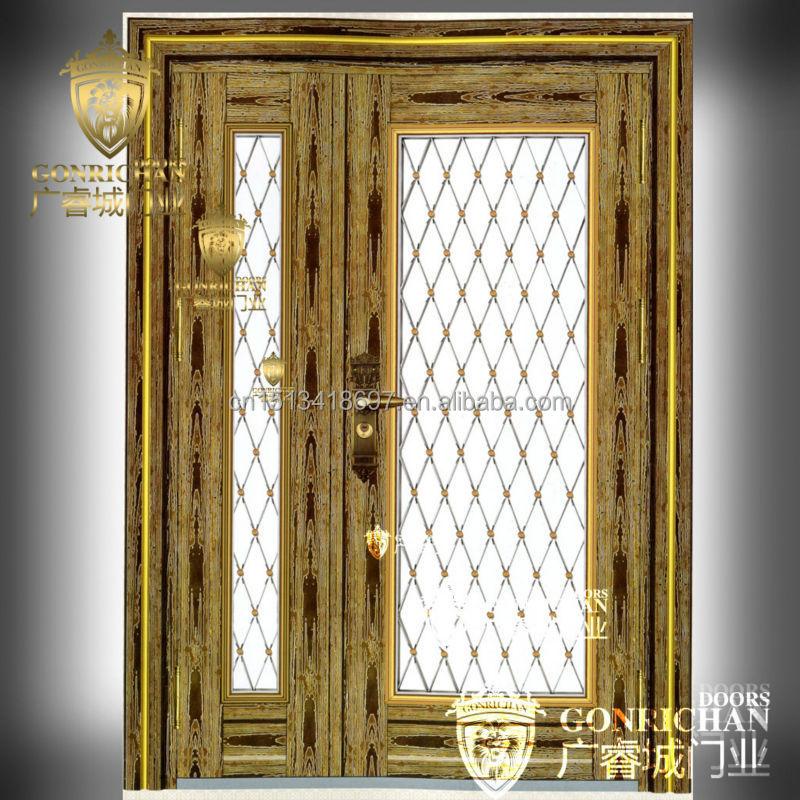 security door front double door designs exterior glass