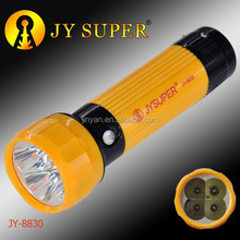 JYSUPER flashlight DP ORKIA YAHO YAJIA led rechargeable torch flashlight JY8830