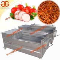 Carrot Vegetable Washing Machine with CE|Carrot Washing Machine