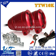 Chinese motorcycle accessories led motorcycle lights,100cc bicycle engine kit police motorcycle light. 12v light