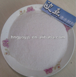 sell low price cationic polymer polyacrylamide/PAM for papermaking addtives