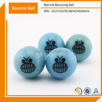 2014 New product Custom Bouncing Ball Rubber Marble Balls