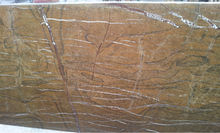 3cm India forest brown forest green granite