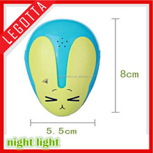 Christmas gift energy- saving bedroom decorative night lamp led bedside night light for baby kids