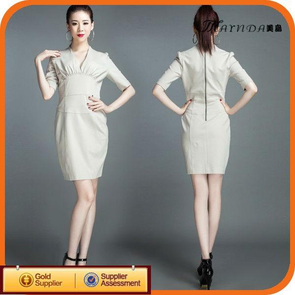 Manera De Las Señoras Vestidos Cortos