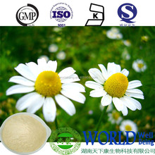 High purity gernman chamomile extract powder Apigenin 1.2% 98% chamomile extract Apigenin powder gernman chamomile extract