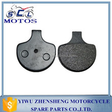 SCL-2012040290 Motorcycle front rear disc brake pad set for FX