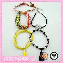 2015 New Fashion Best selling Popular Spiritual Bead bracelet stack