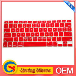 Designer special laptop keyboard covers silicone for dell