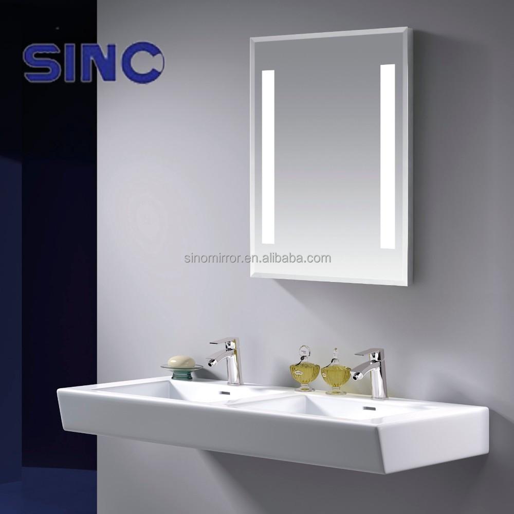 High quality led bath mirror for hotel buy led mirror for Mirror quality