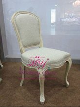 Vintage French Louis Chairs Wooden Chairs