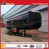 25-60M3 Optional Heated Asphalt Tanker Bitumen Tank Trailer