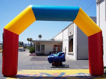 PVC inflatable arch