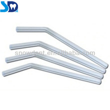 Dental Disposable Easy Tips / Air water 3-way syringe tips (CLEAR)