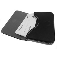 LIHAO Business Name Card Holder Leather Case personalized leather business card holder
