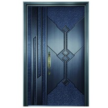 2015 new tranformers style cast aluminum explosion proof exterior doors in Foshan China
