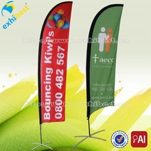 Flying Style and Polyester Flags & Banners Material Professional waterproof polyester flag fabric printing