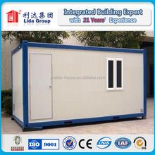 Australia flatpack office container
