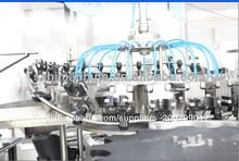 embotellado de agua mineral de la máquina