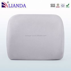 Pain Relief car comfortable waist cushion,Customized black waist cushion,Cheap car back support car mesh waist cushion
