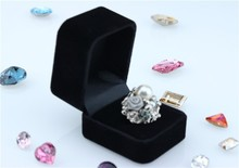 jewelry packing custom box Velvet packing gift box