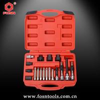 18pcs Alternator Freewheel Pulley Removal/Engine Tool Set