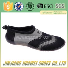 Cheap new style surfing shoes aqua water shoes made in China