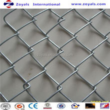 2015 good quality auto chainlink fence machine