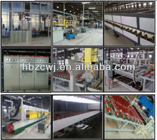 In Production Pictures Of Quartz Stone In Different Workshops Sections