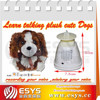Cute fashion talking record speak electronic plush toy dog