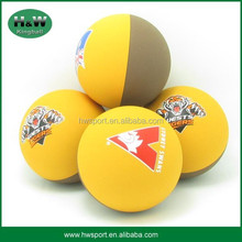 2016 Hot globe high bouncing rubber ball made in China