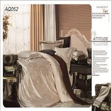 venta caliente estilo de jacquard de alta tc algodón egipcio de cama de seda ropa de venta al por mayor