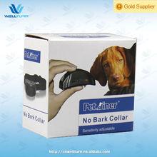 Puppy Training Collar Sensitivity Adjustable No Bark Collar PET852