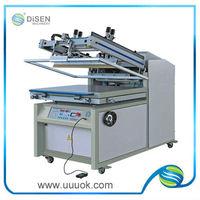 Automatic screen printing machine computer
