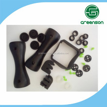Shenzhen rubber parts manufacturers supply different silicone rubber seals/extruded rubber seal/liquid silicone rubber