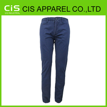 100 cotton soft pants men, custom plain jogger pants with zip
