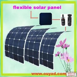 Best PV supplier 100watt sunpower solar panel flexible panel solar for car,marine