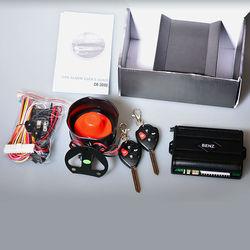 High Quality Car Alarm System, transmitter and controller, alarm siren